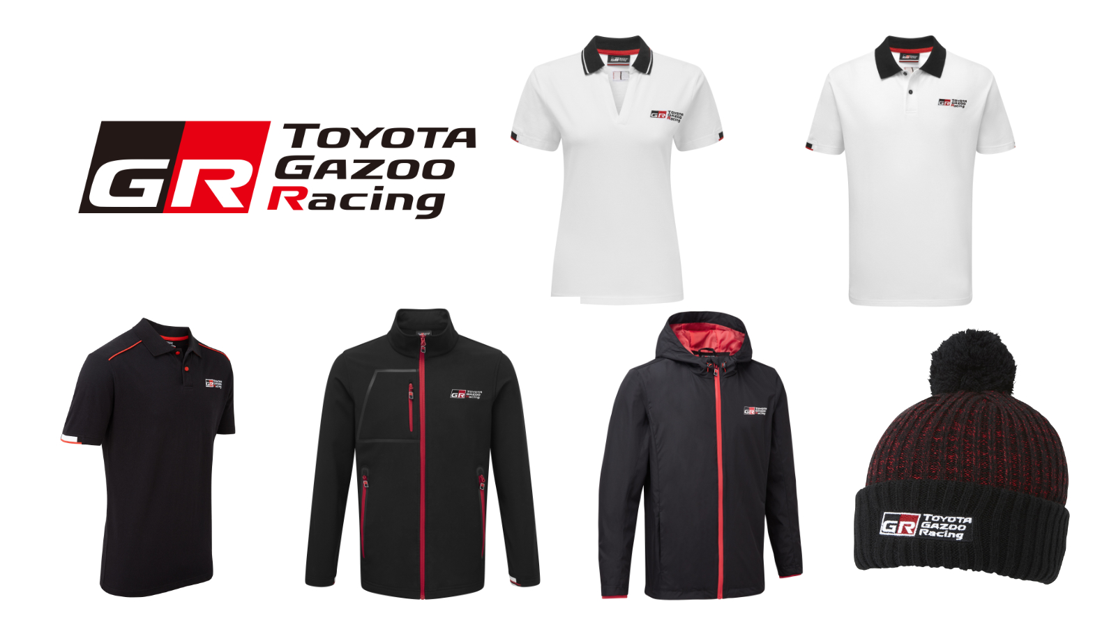 Clothing - Toyota Gazoo Racing