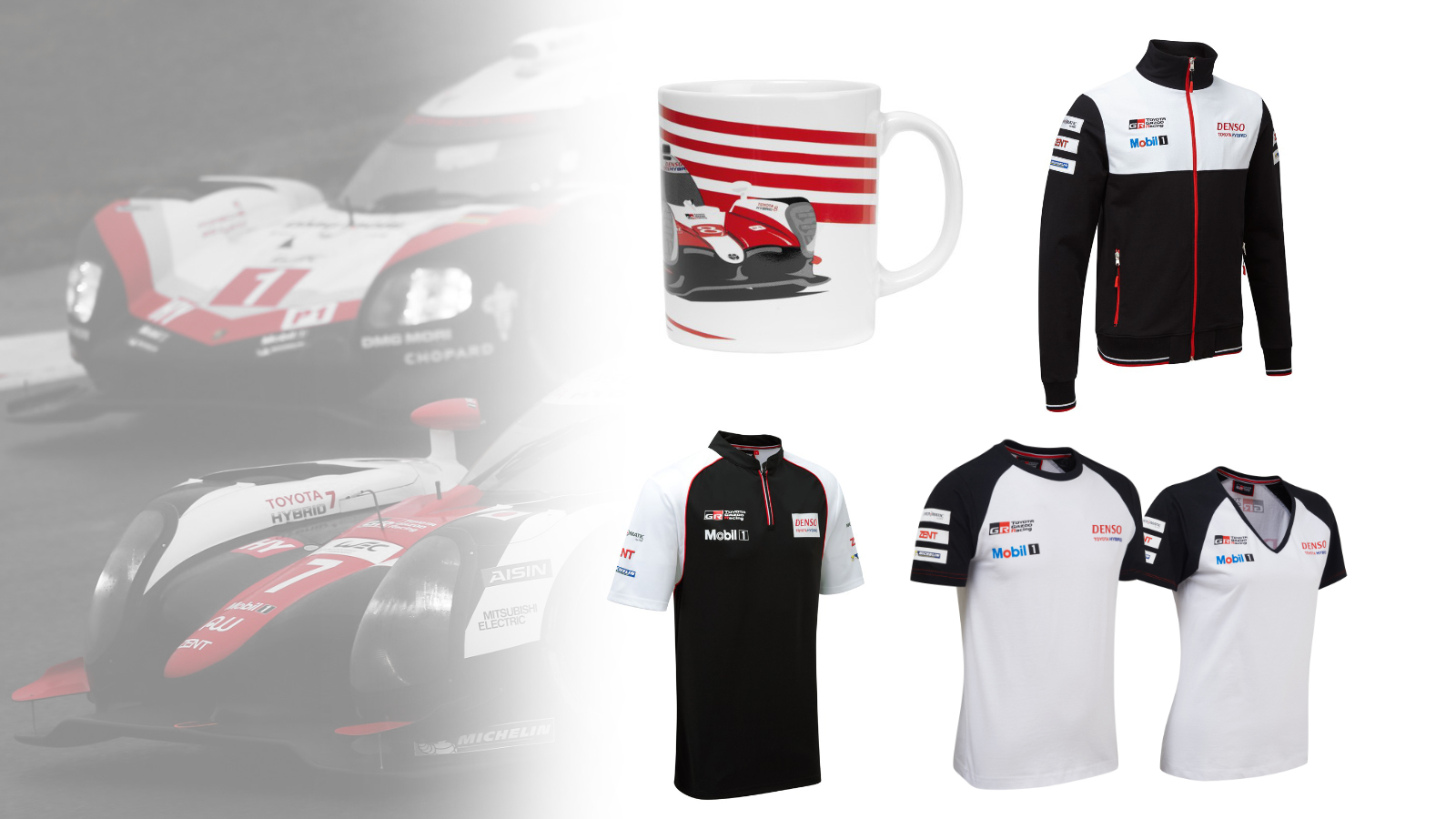Clothing - Toyota Gazoo Racing WEC