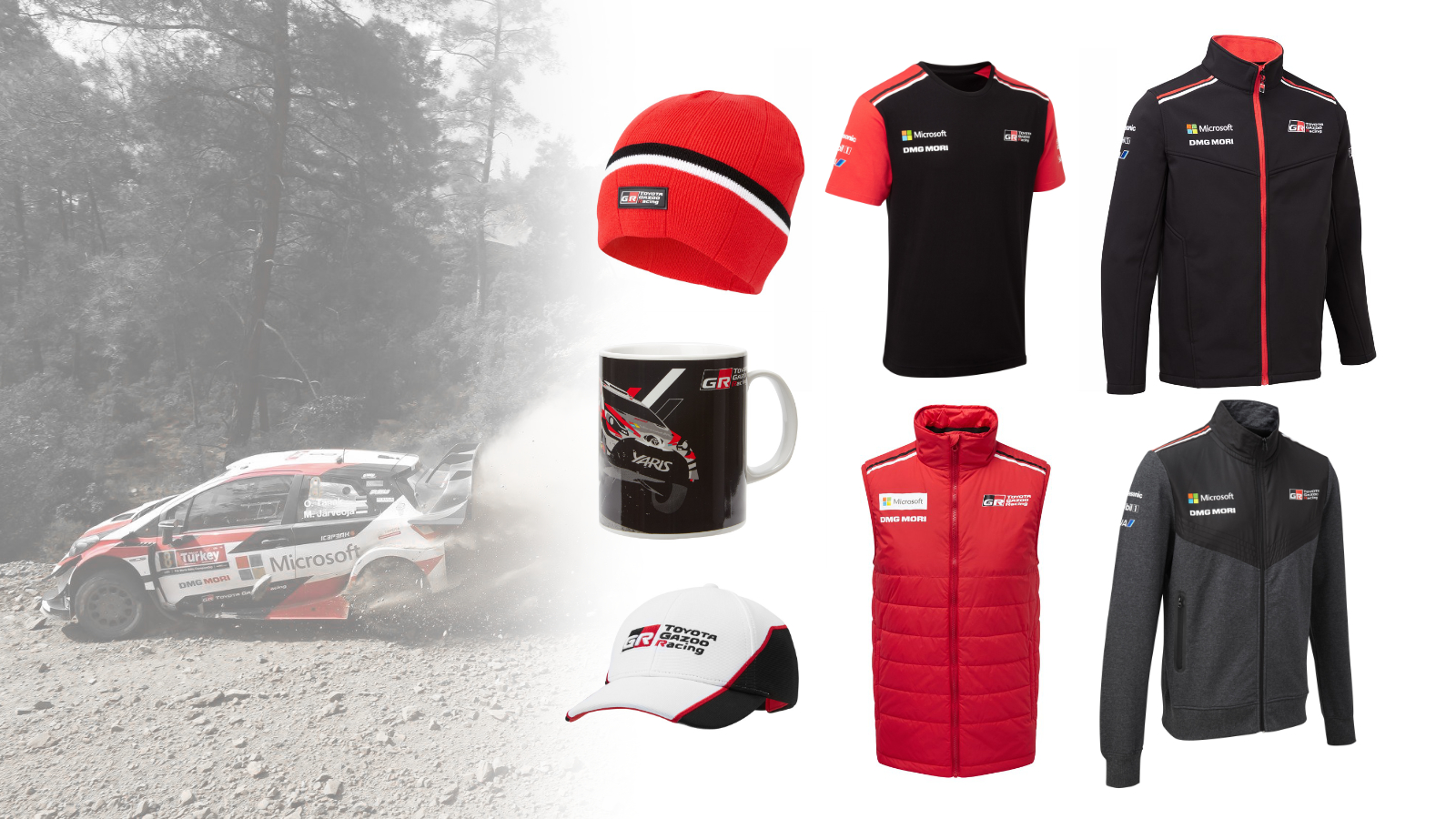 Clothing - Toyota Gazoo Racing WRC